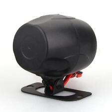 New Universal Car Auto Van Vehicle Bike Alarm Warning Siren Horn 12V DC Black