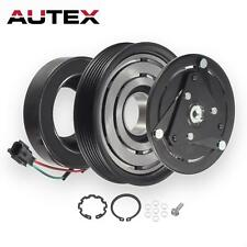 A/C Air Conditioning Compressor Clutch Repair Kit For 07-12 Nissan Altima 2.5L