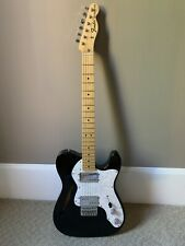 Fender American Vintage '72 Telecaster Thinline Electric Guitar - Made in USA
