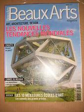 Beaux Arts Magazine N°321 Jean Michel Othoniel odilon redon Luc Tuymans Drouot
