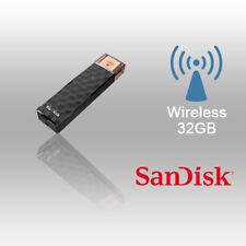 Sandisk 32GB Connect Wireless Stick SDWS4-032G