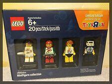 Lego Minifigures Toys R Us TRU Exclusive Limited Edition ATHLETES Bricktober