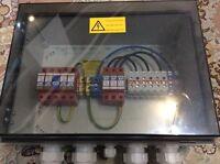 Solarenergie Dynamic Komplette 220v Tv Sat Solaranlage 100w Inkl Fernseher Itt Solarmodul Solarpanel Haushaltsgeräte