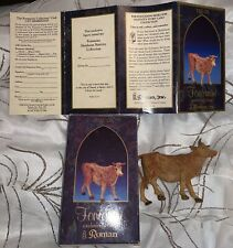 1992 Roman Fontanini Standing Ox Stable Heirloom Nativity 5� Collection 52430