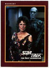 Manhunt #168 Star Trek 25th Anniversary 1991 Impel Trade Card (C1077)