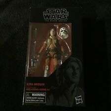 "Hasbro Star Wars The Black Series 86 Ezra Bridger Version 1 6"" Figure New"