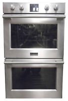"""Frigidaire FPET3077RF Professional 30"""" Stainless Steel Double Electric Wall Oven"""
