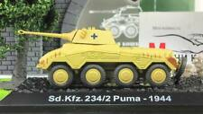 Scale model tank 1:72 Puma Sd.Kfz.234/2