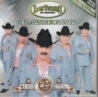 NEW- Antologia Musical Tucanes De Tijuana 600753414682 SHIPS NOW !
