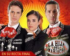 La Hija del mariachi..Telenovela Completa Colombiana 31 dvds