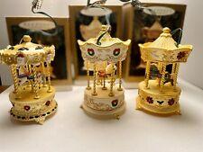 Hallmark Keepsake Ornaments Magic Collector's Series Holiday Carousel