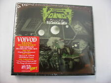 4050538214543 Killing Technology (deluxe Expanded Edition)(2cd/1dvd) - Voivod