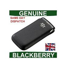 Genuine BlackBerry LEATHER CASE Mobile PEARL 9100 3G original cell phone pouch
