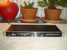 DBX 224, Tape Noise Reduction, Encode Decode, Made in Japan, Vintage Rack, 117V
