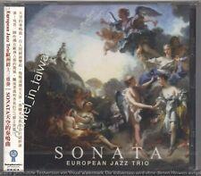European Jazz Trio: Sonata (2007) CD OBI TAIWAN