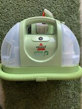 Bissell Little Green Gently Used 1400-7 Spot Stain Carpet Machine 120 V