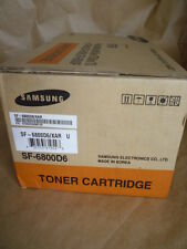 Samsung (Samsung SF6800D6 ) TDR685 Black Laser Toner Cartridge Genuine