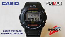 VINTAGE CASIO G-SHOCK DW-5700C QW.901 JAPAN H  WR.200 AÑO 1987 -