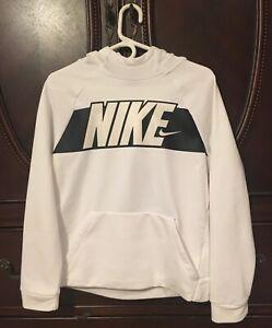 Nike Boy's Sweatshirt Size XL White