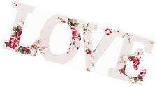 Wedding Vintage/Retro Floral Decorative Plaques & Signs