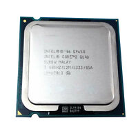 Intel Core 2 Quad Q9650 3 GHz 12MB 1333MHz Quad-Core LGA775 Socket T Processor