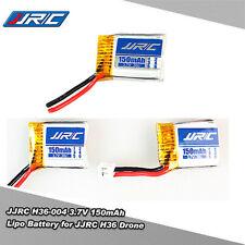 3X  3.7V 150mAh 30C Lipo Battery for JJRC H36 RC Quadcopter Drone Brand MCPX HOT