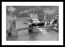 Spitfire Military Aeronautica Photographs