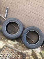 215 65 16 continental Van Tyres 9mm Tread