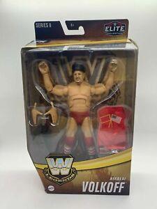 Nikolai Volkoff Mattel WWE Elite Legends Series 9 Figure Flashback WWF New 2021