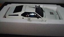 1x Modellauto 1:18 BMW M1 weiss limitiert 2.500 Norev  neu mit  OVP