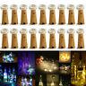 Bottle Stopper Cork Shaped String Light 20 LED Battery Night Fairy Light Lot