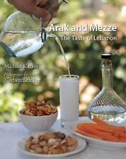 Arak and Mezze: The Taste of Lebanon, Michael Karam, Good, Hardcover