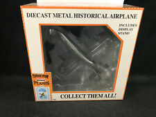 Model Power 5358  Aermacchi MB 339 Plane with Stand 1:94 Scale Diecast  NIB