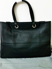 Oroton Leather ENTOURAGE  Tote Hand Bag Brand New with Tags Black