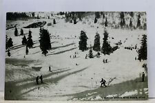 Utah UT Ogden Winter Sports Postcard Old Vintage Card View Standard Souvenir PC