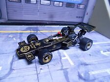 F1 LOTUS Ford Cosworth 72D 72 D #32 Fittipaldi Belgien GP JPS Win Vitesse 1.43