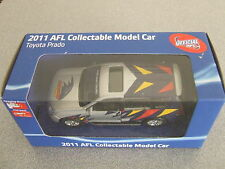 2011 AFL Football Collectable Car ADELAIDE CROWS Toyota Prado