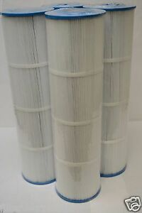 4 PACK Pool Filters FIT PA100N C4000 C4025 CX870XRE C-7487 FC-1270