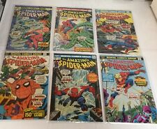 The Amazing Spider-Man 143-197 29 Book Lot Set Run See Description 6.0-8.0