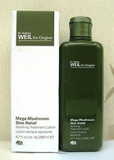 Origins Dr Weil Mega Mushroom Skin Relief Soothing Treatment Lotion 200ml - BNIB