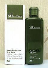 Origins Dr Weil Mega Mushroom Skin Relief Soothing Treatment Lotion 200ml - BNIB