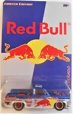 HOT WHEELS RED BULL RACING '83 CHEVY SILVERADO CUSTOM