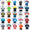 Mens team cycling jersey Short sleeve cycling Short sleeve jersey bicycle jersey