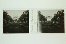 Monaco Monte-Carlo Plaque stereo Vintage 1904