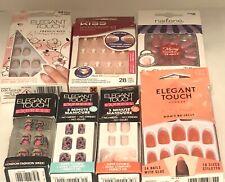 Kiss& Elegant Touch&elegant Touch Express& Nailene  Nails Joblot