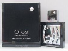 Oros Pour Homme by Sterling for Men 2.9 oz Eau de Toilette Spray In Box Sealed