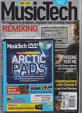 MUSIC TECH UK MAGAZINE April 2012, Royalty FREE ARCTIC PADS DISC Included,
