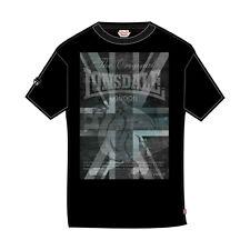Lonsdale London T-Shirt Größe L  KIAN  Shirt Schwarz Black