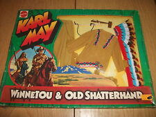 BIG JIM - INDIAN Chief - KARL puede Adventure Set En Caja Orig.
