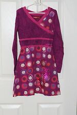 GIRLS DESIGUAL DRESS  Sz 7/8